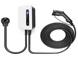 Wall Electric Vehicle Charging Station
