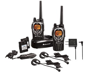 50 Channel GMRS Two-Way Radio