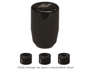 MMSK-BK Weighted Shift Knob Black