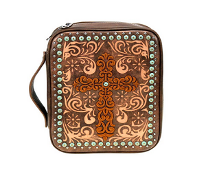 West Spiritual Collection Bible Cover