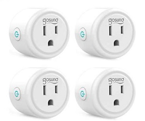 Gosund Mini Wifi Smart plug + Extra 20% Off