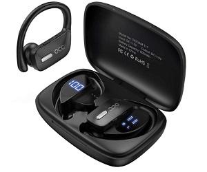 Wireless Earbuds In Ear Waterproof With Microphone