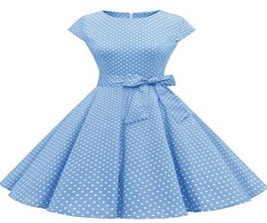 Retro Rockabilly Prom Dresses