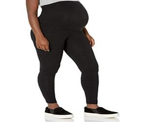 Womens Essential Secret Fit Belly Leggings