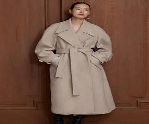 Wool Belt Coat