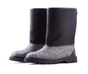 Wool Boots - Black Edition