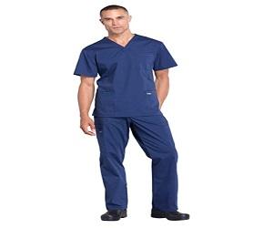 Workwear Professionals Men's Scrub Set