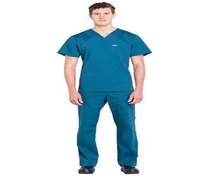 Workwear Professionals Scrub Set For Mens