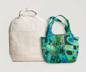 Slim Backpack + Mera Bag