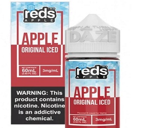 Reds Iced Apple Ejuice